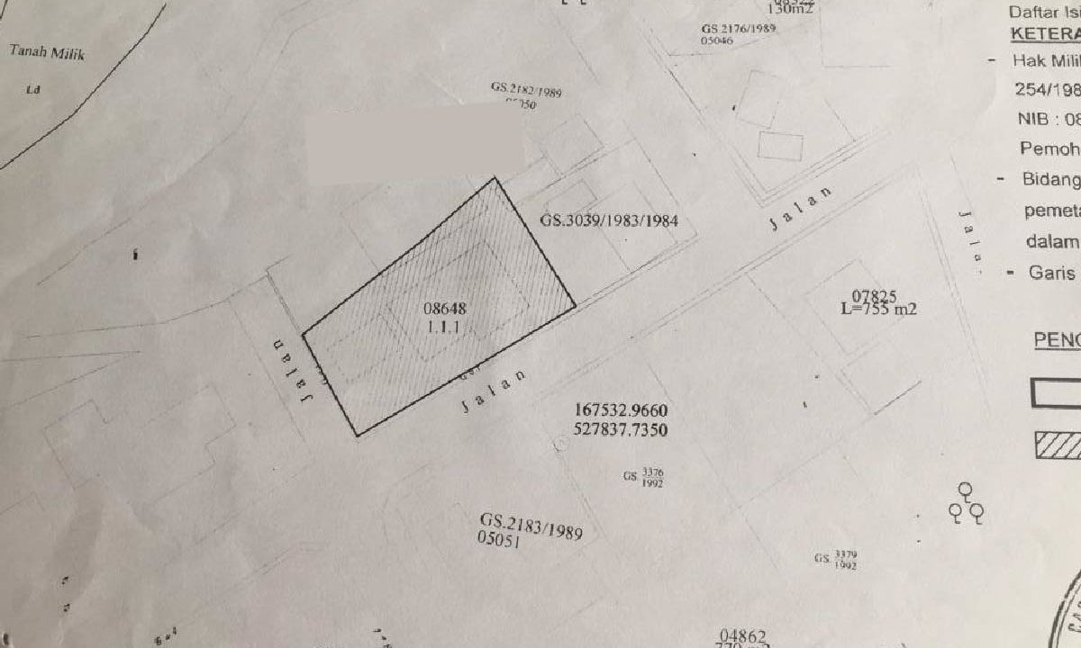 8 are land for sale in taman mumbul-10