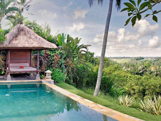 2 bedrooms villa in Ubud for rent 11