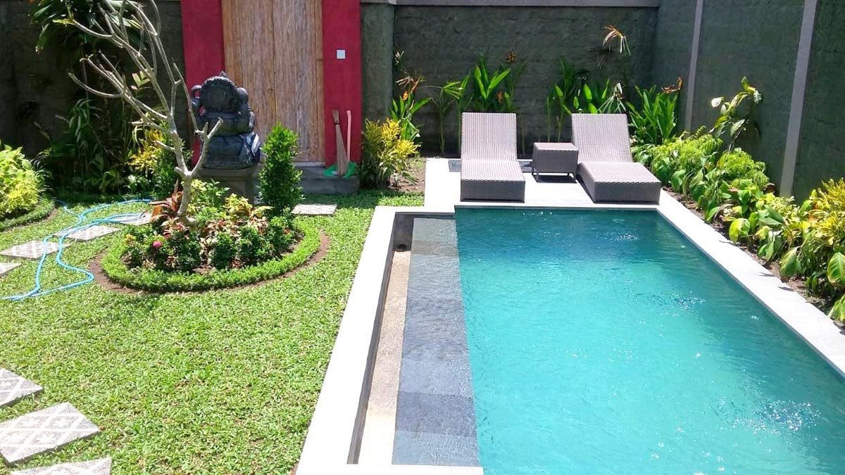 1 br villa for long term rent in Ubud2