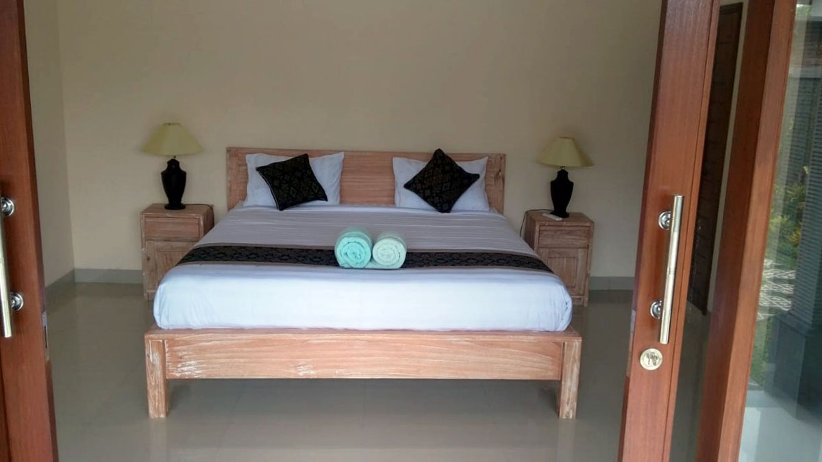 1 br villa for long term rent in Ubud3