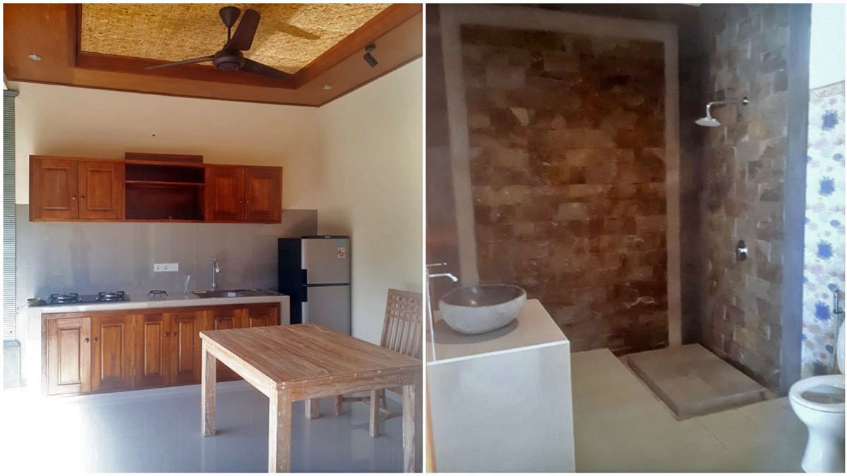 1 br villa for long term rent in Ubud5