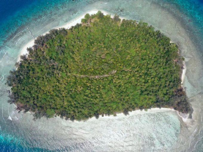 Остров в собственность